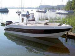 Eolo AS 530 Open Bateau de sport