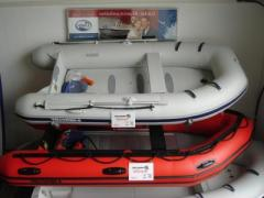 Mercury 320 Air Deck Schlauchboot