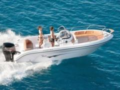 Ranieri International Voyager 23 S Yacht a Motore