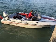 Sport Craft 1500 Sprint Sport Boat