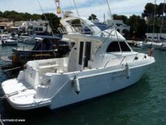 Astinor 1000 Fisher Barco a motor Flybridge Yacht