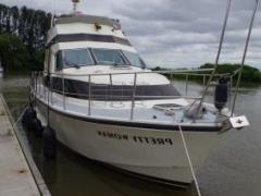 Ancora Seapartner 40 Flybridge Yacht