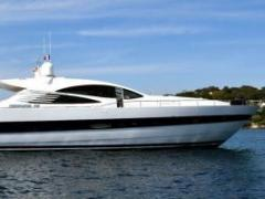 Pershing 76 Yacht a Motore