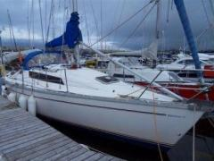 Jeanneau Sun Light 30 Shallow Draft Segelyacht