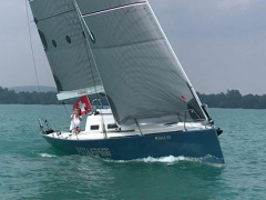 AXion33.5 IMPERATOR Sailing Yacht