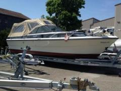 Scand Boats 26 Half Cabin Pilothouse Boat