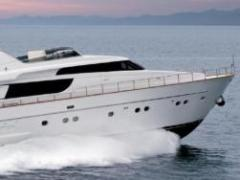 San Lorenzo 72 Fly Flybridge Yacht