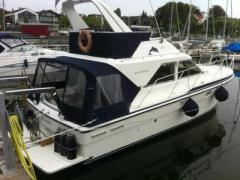 Fairline Croniche 31 Flybridge Yacht