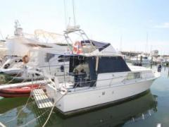 Chris Craft Comander 31 FLY - OSMOSE Imbarcazione Sportiva