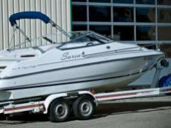 Chris Craft 21 Cuddy Sportboot