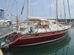 Contest 48cs Lady Jane Segelyacht