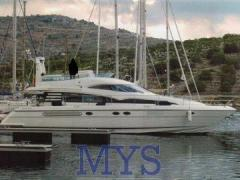 Fairline Squadron 52 Flybridge Yacht