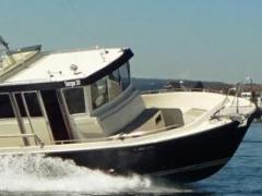 Targa 31 Flybridge Kabinenboot