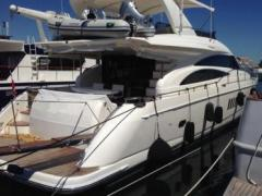 Princess 67 Fly Flybridge Yacht
