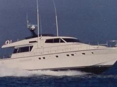 sanlorenzo 57 fly Flybridge Yacht