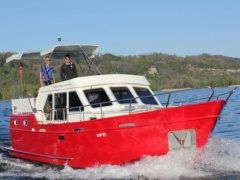 Linssen 32 Select Kabinenboot