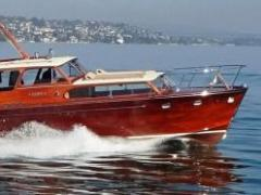 Swiss Craft Sedan Express Cruiser 11.85 m Runabout