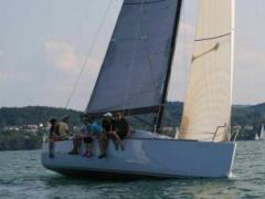 Carbo-Mare CM 35 Sailing Yacht