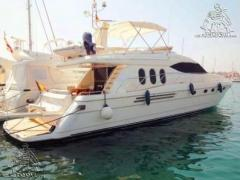 Princess 20 Flybridge Yacht