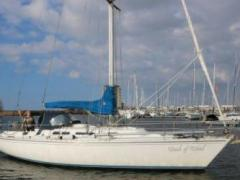 Spirit 36 Touch Of Wind Segelyacht