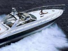 Marine Projects princess v55 v 55 Cruiser Yacht