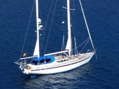 ketch 55 Laurent Gilles Yacht a Vela