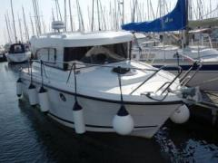 Parker 800 WEEKEND 300 PS VOLL Kabinenboot