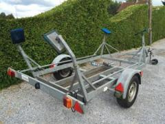 Harbeck B1300 Single Axle