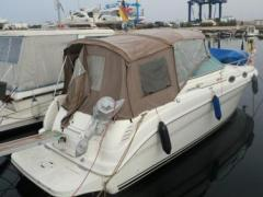 Sea Ray 260 Sundancer- 5,7 Efi V8 Sportboot