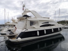 Princess 21m Flybridge Yacht