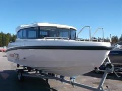 Bella 700 Fischerboot