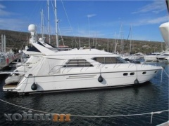 Princess 500 Fly Flybridge Yacht
