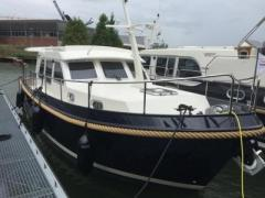 Linssen Grand Sturdy 290 Sedan Verdränger
