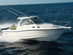 Boston Whaler 345 Conquest 3xMercury 300 Motoryacht