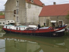Klipper Dutch Barge 360903 Peniche Johan