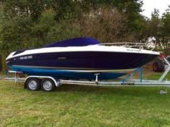 Sea Ray 210 Overnighter Cuddy Cabin