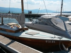 Folkeboot Bégre 22 Sailing Yacht
