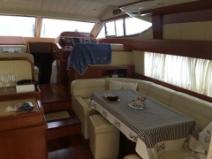 Dalla Pieta 56 Fly- 2004- Top Zustand! Flybridge Yacht