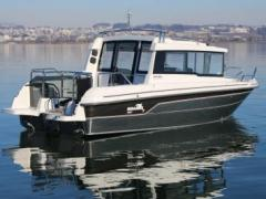Yamarin 60 Cabin Cross Kabinenboot