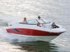 Sea Ray 220 Sundeck Bowrider