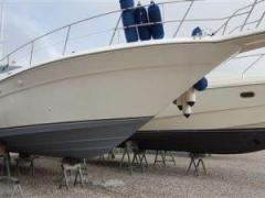 Sea Ray 440 Sundancer Yacht a Motore