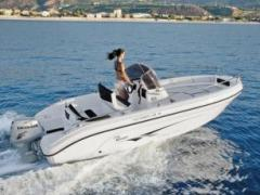 Ranieri International voyager 18S Sportboot