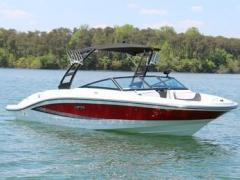 Sea Ray 21 SPX Wakeboard Tower Sportboot