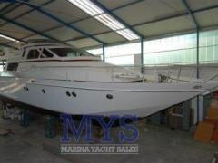 Maggini 55 C Fly Flybridge Yacht