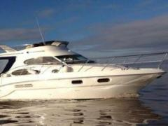 Sealine F 37 Ew 2007 Flybridge Yacht