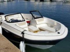 Bayliner Vr5 Outbord Imbarcazione Sportiva
