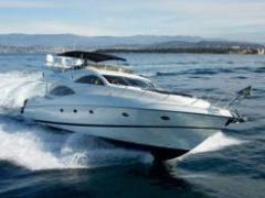 Sunseeker MANHATTAN 74 Flybridge Yacht