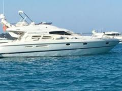 Cranchi ATLANTIQUE 48 Bj. 2004 Flybridge Yacht