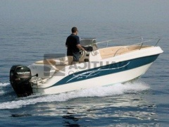 Eolo As 570 Open ( Package Evinrude) Imbarcazione Sportiva