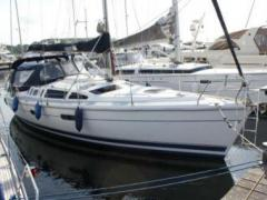 Hunter 410 Segelyacht